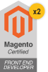 Magento Certified Frontend Developer